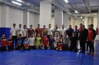 Çan Belediyesi Güreş Kulübünde İlk