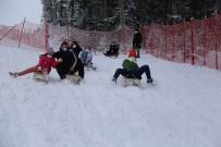 Artvin Atabarı Kayak Merkezi'nde Kayak Sezonu Açıldı