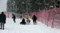 Artvin Atabarı Kayak Merkezi Sezonu Açtı