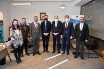 Avrupa Birliği Başkanı Landrut, KTO'yu Ziyaret Etti