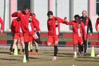 Eskişehirspor'da Altay Maçı Hazırlıkları Tamamlandı