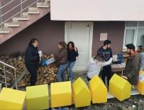 Köy Öğrencileri Sokak Hayvanları İçin Yaptı, Tüm İlçeden Takdir Topladı