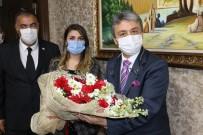 ŞUÇGAD'tan Başsavcı Yeniçeri'ye Ziyaret