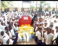 Yetiş Bacım Derneği Afrika'da 12. Su Kuyusunu Açtırdı