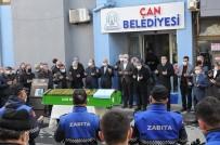 AK Parti'li Meclis Üyesi Toprağa Verildi