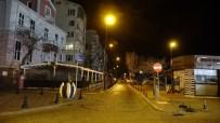 Çanakkale Sokaklarında Sessizlik Hakim