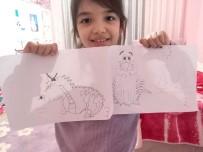 Çocuklar Karikatürü De 'Online' Öğreniyorlar
