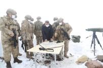Tunceli'de 'Eren-7 Mercan- Munzur' Operasyonu Sürüyor, Vali'de Bölgeye Gitti