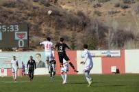 2. Lig Açıklaması Gümüşhanespor Açıklaması 1 - Niğde Anadolu FK Açıklaması 0
