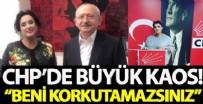 SÜLEYMAN SEBA - CHP'de büyük kaos! 'Beni korkutamazsınız'