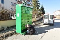 Tepebaşı'ndan Kişiye Özel Şifreli Çok İşlevli Deprem Dolabı