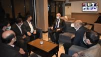 AK Parti Genel Başkanvekili Kurtulmuş, Bayburt'ta