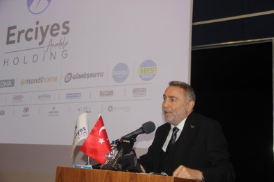 Erciyes Anadolu Holding'in Kayseri'den Tedariği Yaklaşık 1 Milyar TL