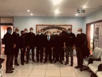 Sanayi Sitesi Kooperatifinden Başkan Cabbar'a Ziyaret