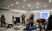 Talas Belediyesi'nden Gençlere Dağcılık Eğitimi