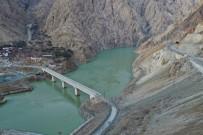Artvin'de Baraj İnşaatları İle Birlikte Ulaşım Ağıda Yenileniyor