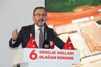 Bakan Kasapoğlu Açıklaması 'Biz Sıradan Bir Parti Değiliz'