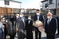 Bakan Kurum Açıklaması 'Ankara'da Bugüne Kadar 91 Bin 500 Konutun Yapımını Tamamladık'