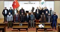 Başkan Ataç Hak Sahiplerine BAKSAN Projesini Anlattı