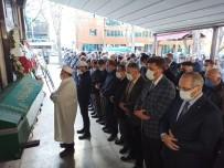 Eski Milletvekili Mehmet Sadri Yıldırım Son Yolculuğuna Uğurlandı