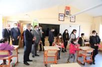 Tunceli'de Köy Okulları Ve Anasınıfları Yüz Yüze Eğitim İçin Hazır