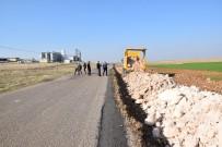 Viranşehir'de OSB Yolu Genişliyor