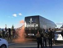 SERGEN YALÇIN - Beşiktaş'a bomba karşılama!