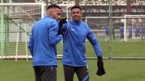 Çaykur Rizesporlu Futbolcu Meriah Açıklaması 'Camiayı Mutlu Etmek İstiyoruz'