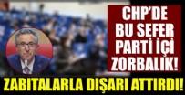 AK PARTI - CHP'li Belediye Başkanı Halil Arda'dan zorbalık!  CHP'li Meclis üyesini dışarı attırdı!