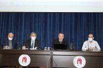 Amasya Üniversitesi'nde Akademik Kurul Toplantıları Yapıldı
