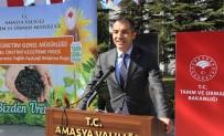 Bitkisel Üretim Genel Müdürü Hasdemir Açıklaması 'Tanklarıyla, Tüfekleriyle Övünen Ülkeler Market Raflarını Dolduramadı'