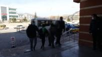 Çankırı'da Boş Lojmanlardan Hırsızlık Yapan 8 Şüpheli Yakalandı
