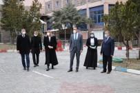 Daire Başkanları Karaman'da İncelemelerde Bulundu