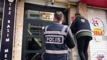 Eskişehir'de Kovid-19 Nedeniyle Bir Apartmanda Karantina Başlatıldı