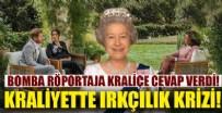 OPRAH WİNFREY - Prens Harry ve Meghan Markle'ın İngiltere'yi karıştıran röportajına ilişkin Buckingham Sarayı'ndan flaş açıklama!