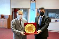 Prof. Dr. Osman Türer Üniversiteye Veda Etti