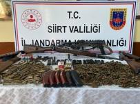 Siirt'te Silah Kaçakçılarına Operasyon Açıklaması 3 Kişi Yakalandı
