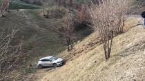 Şırnak'ta Otomobil Şarampole Devrildi Açıklaması 5 Yaralı