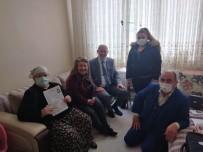 Tepebaşı İlçe Nüfus Müdürlüğü, 65 Yaş Üstü Vatandaşların Evine Giderek Hizmet Verdi
