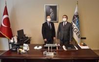 Başkan Ataç'tan KOSGEB'e Ziyaret