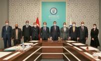Gazi Üniversitesi Rektörü Prof. Dr. Musa Yıldız'dan Bayburt Üniversitesine Ziyaret
