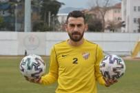 Isparta 32 Spor Kaptanı Serdar Ümit Deniz Açıklaması 'Play-Off'tan Şampiyon Olarak Çıkmak İstiyoruz  '