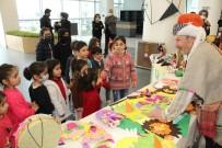 Minik Öğrencilere Geleneksel Ören Bebek Sanatını Tanıtıldı