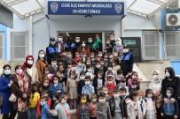 Öğrenciler Cizre Emniyet Müdürlüğü'nü Gezdi