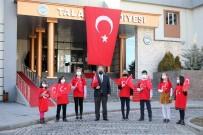 Talaslı Öğrencilerden İstiklal Marşı Klibi