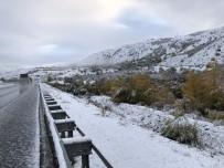 Yüksek Kesimlerde Kar Yağışı Ve Karla Mücadele Sürüyor