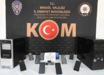 Bingöl'de Kaçakçılıkla Mücadele,  86 Adet Telefon Ele Geçirildi