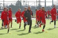 Eskişehirspor Keçiörengücü Maçı Hazırlıklarını Tamamladı