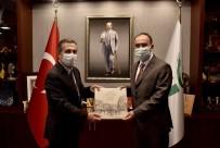 Şeyh Edebali Üniversitesi'nden Başkan Ataç'a Ziyaret