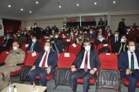 Şırnak'ta İstiklal Marşı'nın Kabulü Ve Mehmet Akif Ersoy'u Anma Günü Etkinlikleri